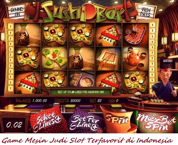 Game Mesin Judi Slot Terfavorit di Indonesia